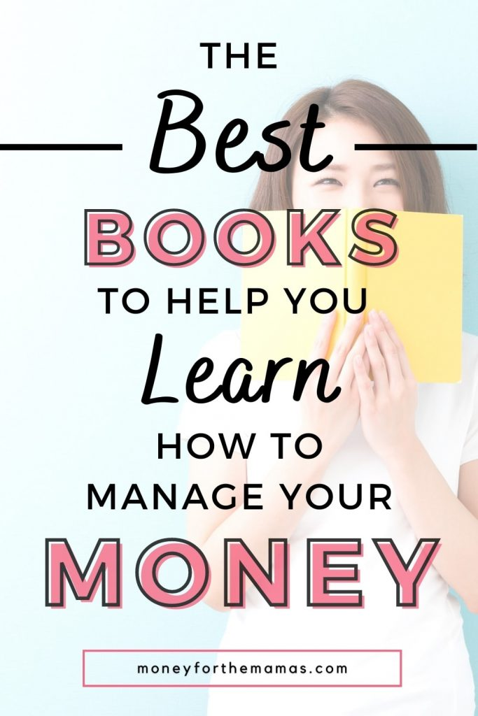 the best books to help you learn how to manage your money