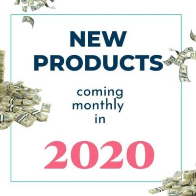 new products coming soon